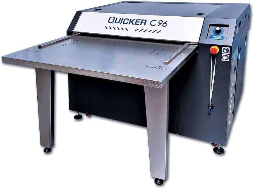 lavaggio stampa flessografica
